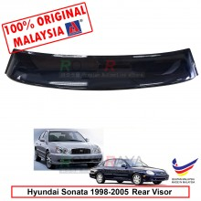 Hyundai Sonata EF (4th Gen) 1998-2005 AG Rear Wing Spoiler Visor Windscreen Sun Shade (Big 20cm)