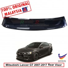 Mitsubishi Lancer GT 2007-2017 AG Rear Wing Spoiler Visor Windscreen Sun Shade (Big 20cm)