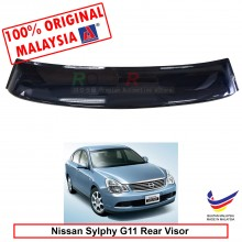 Nissan Sylphy G11 (2nd Gen) 2005-2012 AG Rear Wing Spoiler Visor Windscreen Sun Shade (Big 20cm)
