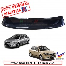 Proton Saga BLM FL FLX (2nd Gen) 2008-2016 AG Rear Wing Spoiler Visor Windscreen Sun Shade (Big 20cm)