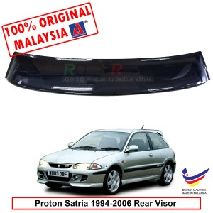 Proton Satria (1st Gen) 1994-2006 AG Rear Wing Spoiler Visor Windscreen Sun Shade (Big 20cm)