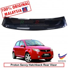 Proton Savvy Hatchback 2005-2010 AG Rear Wing Spoiler Visor Windscreen Sun Shade (Big 20cm)