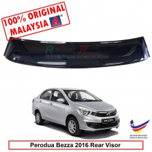 Perodua Bezza 2016 AG Rear Wing Spoiler Visor Windscreen Sun Shade (Big 20cm)