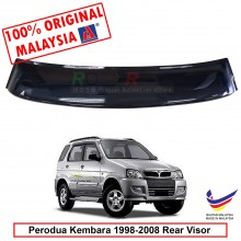 Perodua Kembara 1998-2008 AG Rear Wing Spoiler Visor Windscreen Sun Shade (Big 20cm)