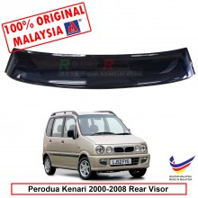 Perodua Kenari (2000-2008) AG Rear Wing Spoiler Visor Windscreen Sun Shade (Big 20cm)