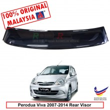 Perodua Viva 2007-2014 AG Rear Wing Spoiler Visor Windscreen Sun Shade (Big 20cm)