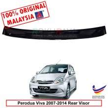 Perodua Viva 2007-2014 AG Rear Wing Spoiler Visor Windscreen Sun Shade (Small 10cm)