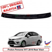 Proton Persona (2nd Gen) 2016 AG Rear Wing Spoiler Visor Windscreen Sun Shade (Small 10cm)