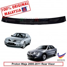 Proton Waja 2000-2011 AG Rear Wing Spoiler Visor Windscreen Sun Shade (Small 10cm)