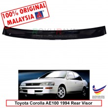 Toyota Corolla AE100 (7th Gen) 1994 AG Rear Wing Spoiler Visor Windscreen Sun Shade (Small 10cm)