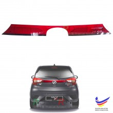 Perodua Myvi (3rd Gen) 2018 Rear Bonnet Center Safety Reflective Red Reflector