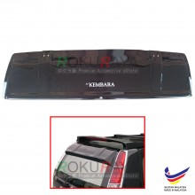 Perodua Kembara 1998-2008 AG Rear Wing Spoiler Visor Windscreen Sun Shade (Big 25cm)