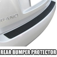 Rear Bumper Step Protector